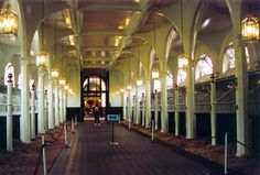 The Royal Mews London (Queen's Horses) :)
