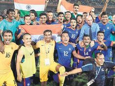 INDIA BEAT AFGHANISTAN 2-1 TO LIFT SAFF CUP TITLE FOR 7TH TIME…