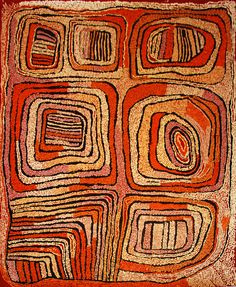 Naata Nungurrayi / Untitled 152x121cm