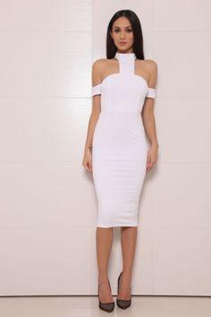 Abyss Coba dress (white)pre-order - Kourvosieur  - 1