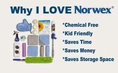 Why I love Norwex