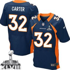 Tony Carter Elite Jersey-80%OFF Nike Tony Carter Elite Jersey at Broncos Shop. (Elite Nike Men's Tony Carter Navy Blue Super Bowl XLVIII Jersey) Denver Broncos Alternate #32 NFL Easy Returns.