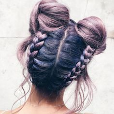 40 super cute braided hairstyles for teenagers - love hair - 40 super cute . - 40 super cute braided hairstyles for teenagers – love hair – 40 super cute braided hairstyles f - Cute Braided Hairstyles, Pretty Hairstyles, Daily Hairstyles, Teenage Hairstyles, Hairstyle Ideas, Amazing Hairstyles, Layered Hairstyles, Summer Hairstyles, Two Buns Hairstyle