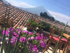 Antigua Guatemala...rooftop view