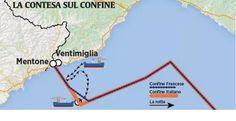 L'italia regala un pezzo di mare alla Francia ricco di gamberoni e pesci spada,alle nostre spalle... http://jedasupport.altervista.org/blog/cronaca/mare-francia-gamberoni-ventimiglia/