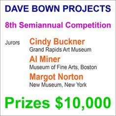 $10,000 USD (1 artist will receive $5,000 USD and 5 artists will each receive $1,000 USD