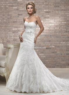 Maggie Sottero Wedding Dresses - Style Alana A3654 [Alana] - $1,948.00 : Wedding Dresses, Bridesmaid Dresses and Prom Dresses at BestBridalPrices.com