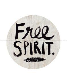 free spirit #quote