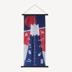 tenugui mt fuji growth chart