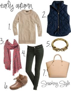 Smashing Style, fall clothes,