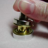 how to attach eyelet/grommets