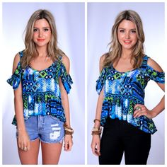 Forbidden Tribe Top by Madison Square $45.00  Shop at www.hexeffex.com.au