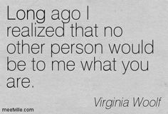 Quotes of Virginia Woolf