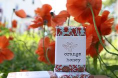 Orange Honey- best soap ever! I use for my face and body