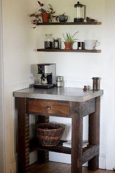 casa de fifia blog de decoração : 15 ideias para organizar o seu cantinho do café