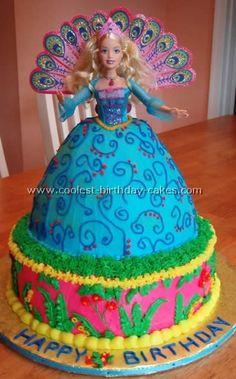 Barbie Cake Barbie Cake Designs And Cake - Birthday cake doll princess