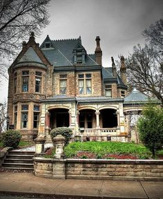 The Victorians of stone are too Gothic for my taste.