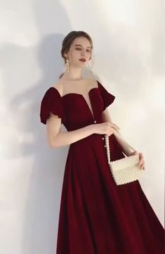 Elegant A Line Red Formal Gowns, Princess Plus Size Long Prom Dresses, Classy Formal Party Dress, Unique Evening Dress Celebrity Style Ball Gown Best Formal Dresses, Classy Prom Dresses, Princess Prom Dresses, Classy Dress, Formal Gowns, Classy Evening Gowns, Evening Dresses, Most Beautiful Dresses, Dress Drawing