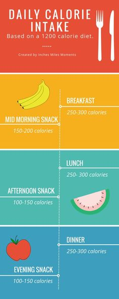 Learn how to count calories and lose weight with this easy 1,200 daily meal plan!