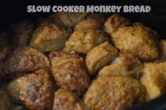 Slow Cooker Monkey Bread Recipe
