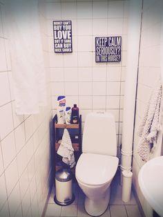 My little bathroom #copenhagenlife