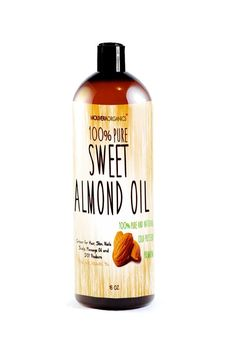 Try A(nother) Miracle Oil but there's a new oil to try. I work with client two days in a row don't always want to re-wash the hair but it still needs to be re-softened and styled again-add a few drops of almond oil in a water spray bottle and misting through the hair. This helps break down product residue so re-styling is more manageable while also adding shine. Great on next day curly hair when you don't want to wash again but the curls need reforming Molivera Organics Sweet Almond Oil $13