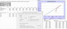 Optimal Portfolio Generator