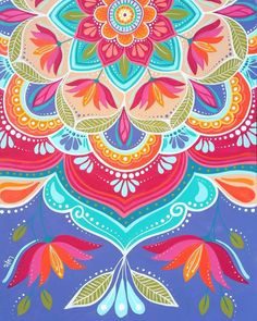 Hamsa Design, Tapestry, Instagram, Dio, Home Decor, Simple Mandala Designs, Mandala Drawing, Good Monday, Mandala Painting