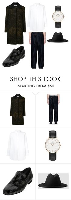 """""""Australian designer"""" by sparklepieceblog on Polyvore featuring Song for the Mute, Daniel Wellington, Jimmy Choo, AllSaints, men's fashion and menswear"""