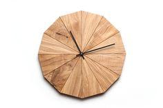 Designed for RX Made: Wall Clock | Strand Design