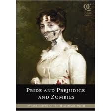 A not so charming read, lol. Complete with a few hilarious pictures and of course...zombies. It was a good book to turn too when I needed a laugh during finals.