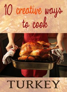 10 creative ways to cook a turkey – Only awesome top lists ➤ gListus.com