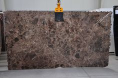 Marmur Emperador Dark #marble #emperadordark #stonepanels #slab #marbleslab