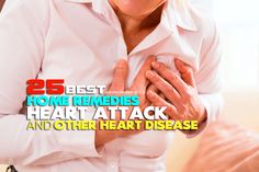 Home Remedies for Heart Attack