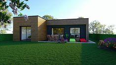 pingl par booa constructeur sur booa projets pinterest maison ossature bois ossature bois. Black Bedroom Furniture Sets. Home Design Ideas