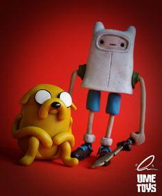 Adventure Time JAKE от UME Toys / Виниловые игрушки / Vinyltoys.kz
