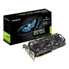 GIGABYTE GeForce GTX 980Ti 6GB WINDFORCE 3X OC EDITION