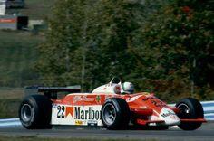 Andrea de Cesaris, Alfa Romeo 179, United States East GP, Watkins Glen, 1980.