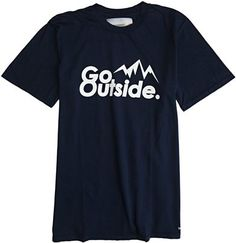 TODDLAND GO OUTSIDE SS TEE