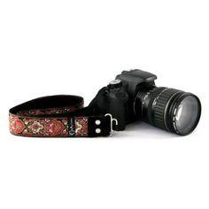 boho camera strap