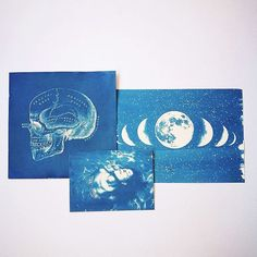 Cianotipos Una foto por día para enfrentar la cuarentena. . . .  #30dayartquarantine #art #sunprint #cianotipia #altprocess  #print #monoprint #printmakers #cuarentena #experimentalphotography #photography #alternativephotography #cyanotype #blueprint #impresionsolar #cyanomasters