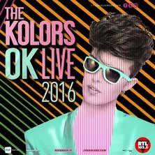 Annunciati due appuntamenti a Milano e Roma per i The Kolors! Acquista ora il tuo biglietto su TicketOne.it!