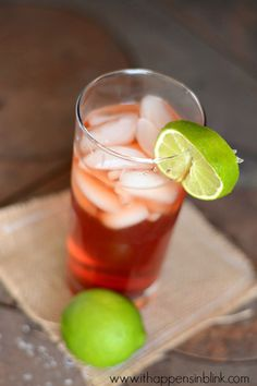Curb your raspberry craving with this delicious drink.  Get the recipe at It Happens in a Blink.   - CountryLiving.com