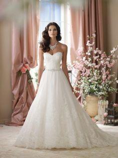Wishesbridal Classic Bridal Wedding Gown