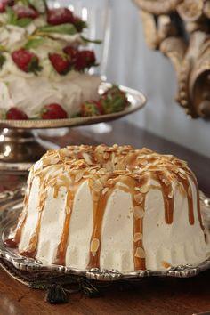 Condensed Milk Ice Cream, Greek Sweets, Sorbets, Cupcake Cakes, Cupcakes, Ice Cream Recipes, Greek Yogurt, Food Videos, Vanilla Cake
