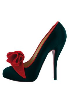 Christian Louboutin classic shoes with a 'twist'!