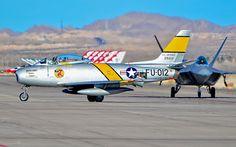 N186AM North American F-86F Sabre  / FU-012/25012 (cn 191-708)