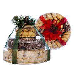 Sablés assortis au beurre - 115 $ MARY MACLEOD Assorted shortbread cookies