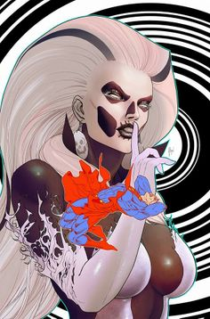 Superman Unchained - Silver Banshee by Guillem March *