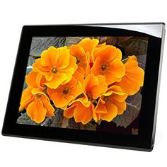 Micca M1503Z 15-Inch 1024x768 High Resolution Digital Photo Frame With 8GB Storage Media, Auto On/Off Timer, MP3 and Video Player (Black)